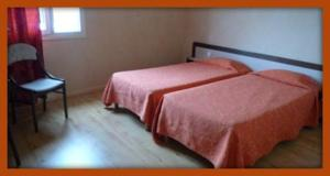 Hotel Eurotel : Chambre Lits Jumeaux Confort