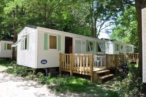 Hebergement Team Holiday - Camping le Moulin du Pont D'Alies : Mobile Home