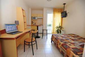 Hebergement Apparts Meubles Residence Columba : photos des chambres