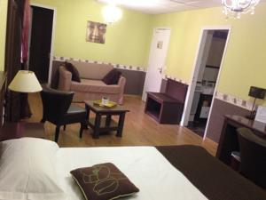 Hotel Le Crepuscule : Suite Junior
