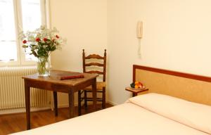 Hotel Les Roches : Chambre Double