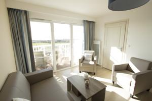 Appartement Holiday Suites Hardelot : photos des chambres
