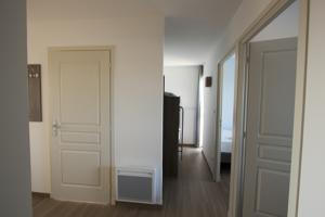 Appartement Holiday Suites Hardelot : Appartement 2 Chambres avec Terrasse