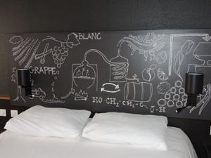 Hotel Ibis Styles Cognac : Chambres Communicantes (3 Adultes)