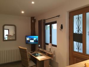 Appartement Escalebelair : photos des chambres