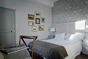 Chambres d'hotes/B&B Maison 76 : Chambre Lit King-Size Deluxe