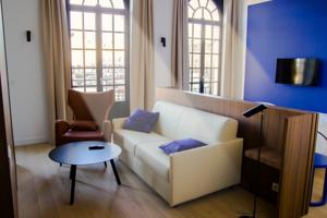 Hebergement Grand Place Hotel : Appartement Deluxe