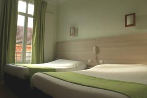Hotel De La Cathedrale : Chambre Quadruple