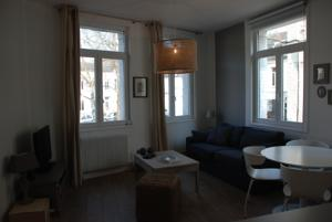 Appartement Apartment Terre de Brume : photos des chambres