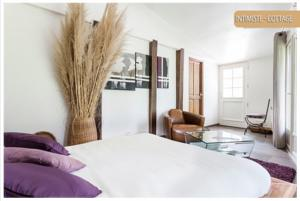 Chambres d'hotes/B&B L'Oree de Giverny : Suite Deluxe