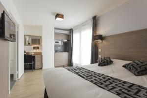 Hebergement Tulip Inn Massy Palaiseau - Residence : photos des chambres