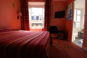 Adonis Sacre Coeur Hotel Roma : 2 Chambres Adjacentes