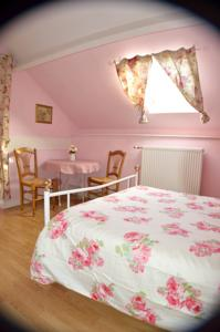 Chambres d'hotes/B&B La Besace : Chambre Double