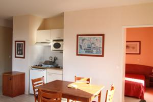 Hebergement Vacanceole - Ar Peoch : Appartement 1 Chambre (4 adultes + 1 Enfant)
