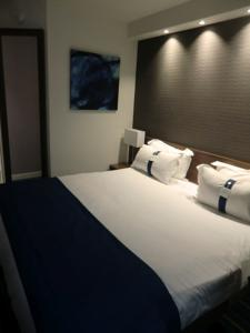 Hotel Holiday Inn Express Amiens : Chambre Lit Queen-Size