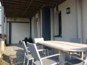 Appartement Le Normandy : photos des chambres