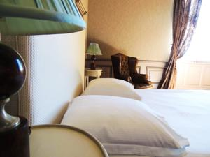 Chambres d'hotes/B&B Chateau de Paraza : Chambre Lit King-Size Deluxe
