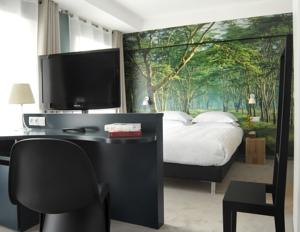Hotel L'Echappee Belle : Suite Junior