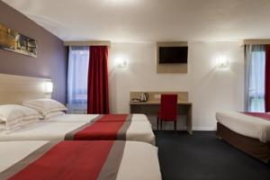 Comfort Hotel Metz Woippy : Chambre Familiale (5 Adultes)