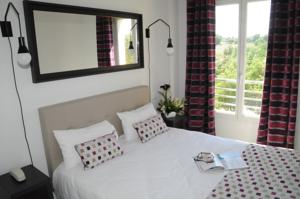 Hebergement Nemea Appart'hotel Green side Biot Sophia Antipolis : photos des chambres