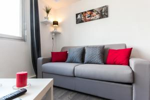 Appartement Sweet Home Dijon - Albert 1er : photos des chambres