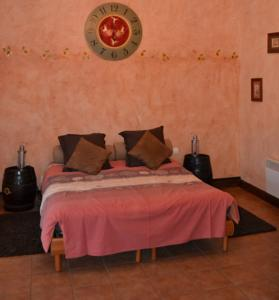 Chambres d'hotes/B&B Chambres d'hotes au Freidbarry : Chambre Double