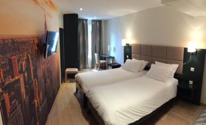 Hotel Jenner : Chambre Double
