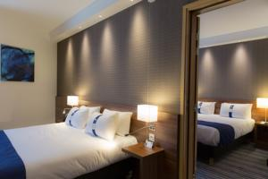 Hotel Holiday Inn Express Toulon Sainte-Musse : Chambre Double