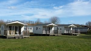 Hebergement Camping les Marguerites : Mobile Home