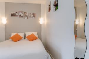 Hotel Le Bourgogne : Chambre Simple