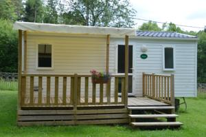 Hebergement Camping du Lac : Mobile Home 5 Personnes