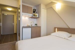 Hebergement Appart'City Confort Reims Centre : photos des chambres