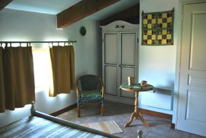 Chambres d'hotes/B&B Chambre d'Hotes Les Junchas : Chambre Double - Anglaise