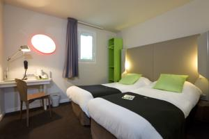 Hotel Campanile Valence Nord - Bourg-Les-Valence : photos des chambres