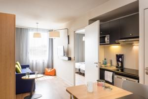 Hebergement Aparthotel Adagio Access Paris Massy Gare : Appartement 1 Chambre (4 Adultes)