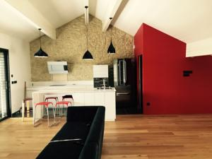 Appartement Home Town Center : photos des chambres