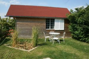 Chambres d'hotes/B&B Chaledhote : Chalet 1 Chambre