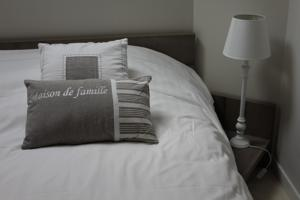 Chambres d'hotes/B&B Heure Bleue : Chambre Double