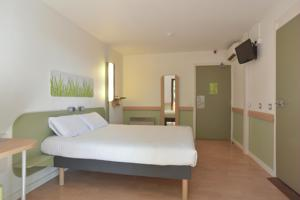 Hotel Ibis Budget Villefranche : Chambre Double