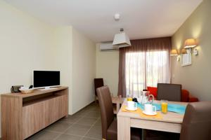 Hebergement Residence Odalys Cote Canal : Appartement 2 Chambres
