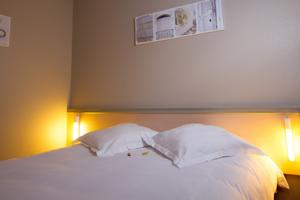 Hotel Ecluse 34 : Chambre Double