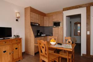 Hebergement Residence Odalys Le Sornin : Appartement 1 Chambre avec Alcôve (6 Adultes)
