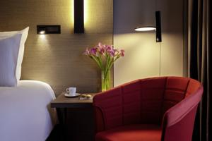 Hotel Pullman Paris Roissy Cdg Airport : Chambre Lit King-Size Supérieure