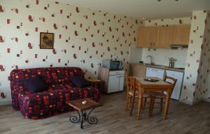 Appartement Le Rouge-gorge du Pescofi : Appartement avec Lit King-Size
