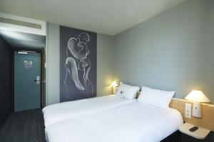 Hotel ibis Chartres Ouest Luce : photos des chambres