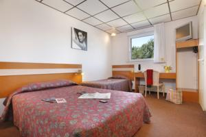 Hotel The Originals Dole Eric (ex Inter-Hotel) : Chambre Familiale (3 Adultes)