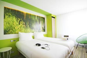 Hotel Ibis Styles Toulouse Labege : Chambre Lits Jumeaux Standard
