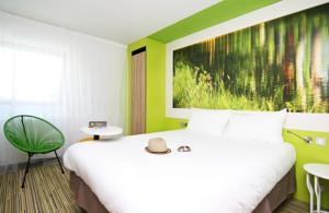 Hotel Ibis Styles Toulouse Labege : Suite Familiale Standard