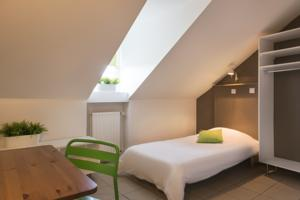 Hebergement Residence Chlorophylle : photos des chambres