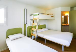 Hotel ibis budget Chartres : Chambre Triple